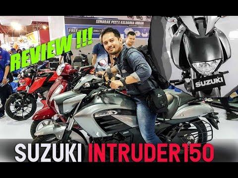 Review Suzuki INTRUDER 150 | Pekan Raya Jakarta 2018