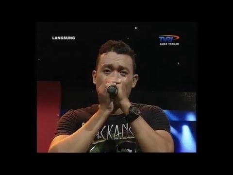 Jamrud cover Bandot tua(SHITROCK live TVRI JATENG)