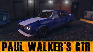 GTA 5 PC || How to Build: Paul Walker