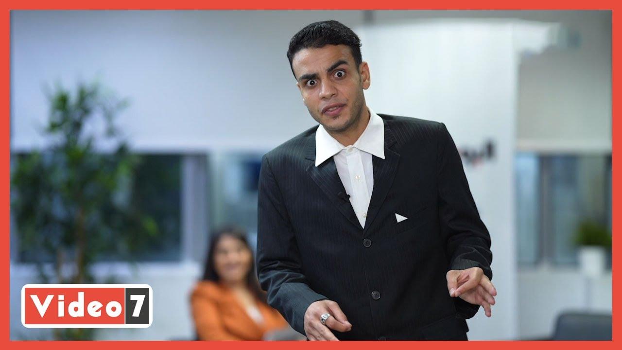 شاب يقلد الزعيم عادل إمام في مسرحية شاهد ماشفش حاجة  - نشر قبل 19 ساعة