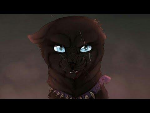 Warrior Cats - Падаю Во Тьму (клип|skillet cover)