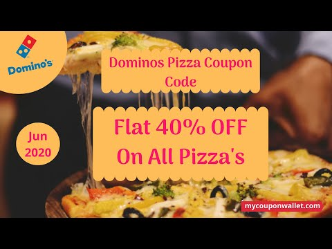 Domino's Pizza Coupon Code | Latest pizza offers and coupons | Today Domino's Pizza offer | Jun 2020