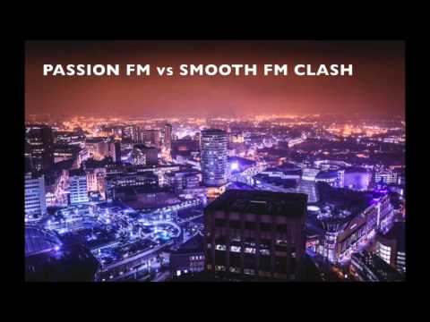 Passion Fm vs Smooth Fm radio clash - Birmingham UK - 2001