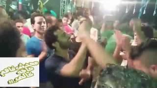 رقص محمد صلاح فى فرح شعبى على المهرجانات