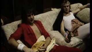 YES - Before and Post the Gig - Documentary - 1984