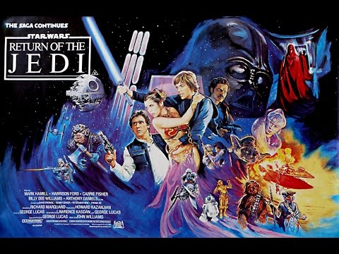 Return Of The Jedi(1983) Movie Review & Retrospective
