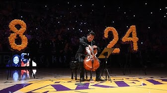 (Kobe Bryant) Tribute at 2020 NBA All-Star Game