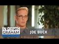 Joe Buck: My real voice is actually higher