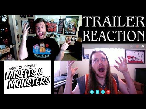 """Misfits & Monsters"" 2018 Tru TV Series Trailer Reaction - The Horror Show"