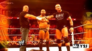 WWE Evolution Return Titantron Entrance Video 2014 V4 HD