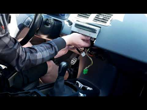 How to install Bluetooth audio receiver in Volvo 2004-2012 models for only $20!