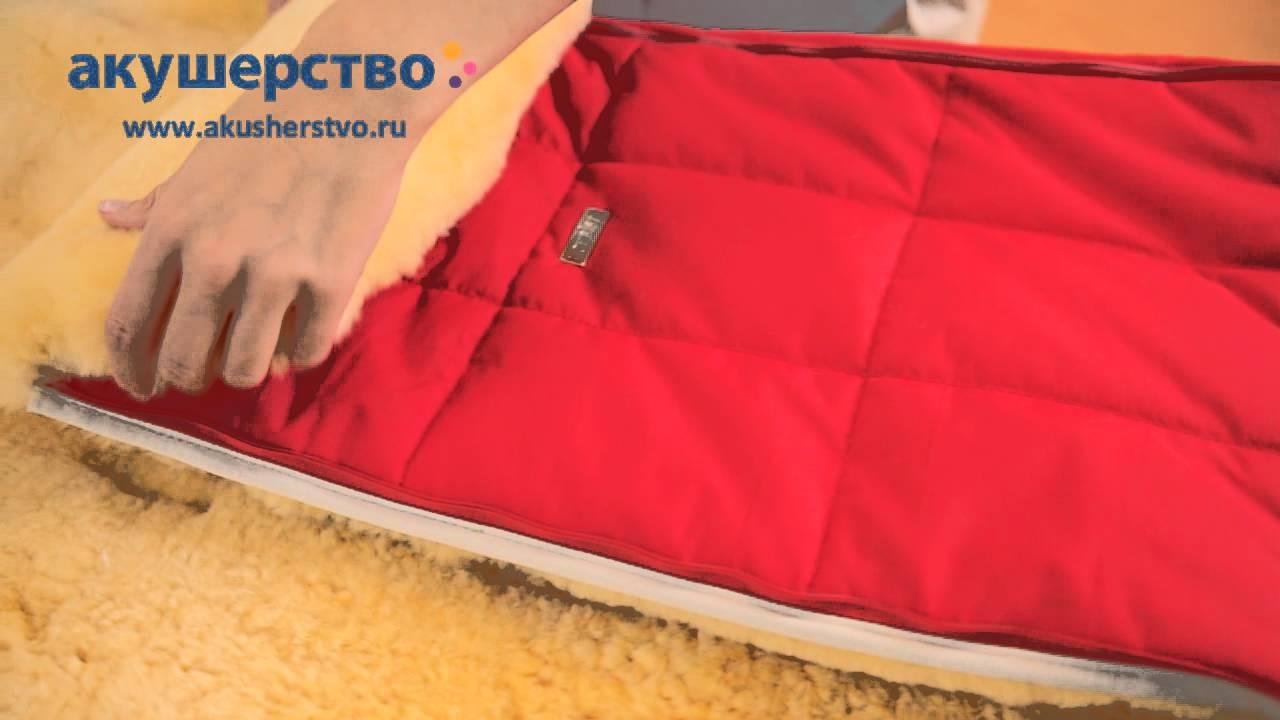 Мастер-класс по вязанию детского комбинезона из пряжи Травка Часть .