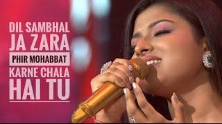 Phir Mohabbat By Arunita Kanjilal & Mohammad Irfan | Indian Idol 12 Grand Finale | Uncut
