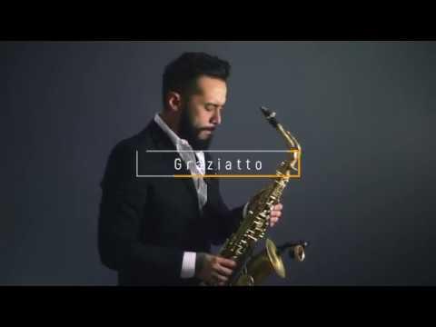 Calma - Pedro Capó, Farruko (Sax Cover Graziatto)