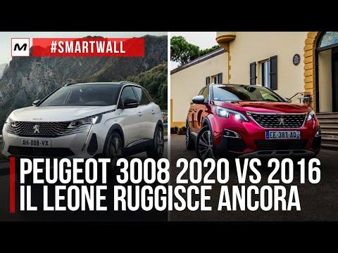 PEUGEOT 3008 2020 VS 2016   Il Leone di Seconda Generazione Ruggisce Ancora [#SMARTWALL]
