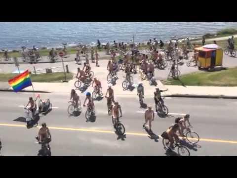 Wnbr 2019 Spain - World Naked Bike Ride (WNBR) Cyclonudistes