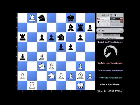 Crown Stars Tournament [134] - Fischer Random (Chess 960)