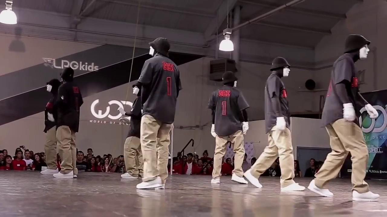 Era só para dançar, mas Resolveram Humilhar 「WOD」World Of Dance #1