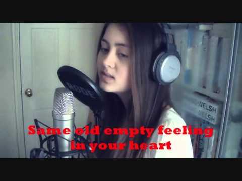 lirik lagu let her go (Official Video Cover by Jasmine Thompson)