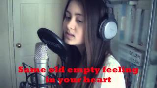 lirik lagu let her go (Official Video Cover by Jasmine Thompson)