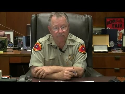 Kern County Sheriff Donny Youngblood outlines cuts department is making