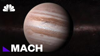 A Big And Bright Jupiter Puts On A Planetary Show This June | Mach | NBC News