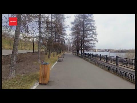 Красноярск: Перезагрузка. Набережная
