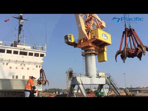 HAI PHONG PORT - MV YUKO MARU (4799 DWT) DEC 2018 - PACIFIC AGENCY