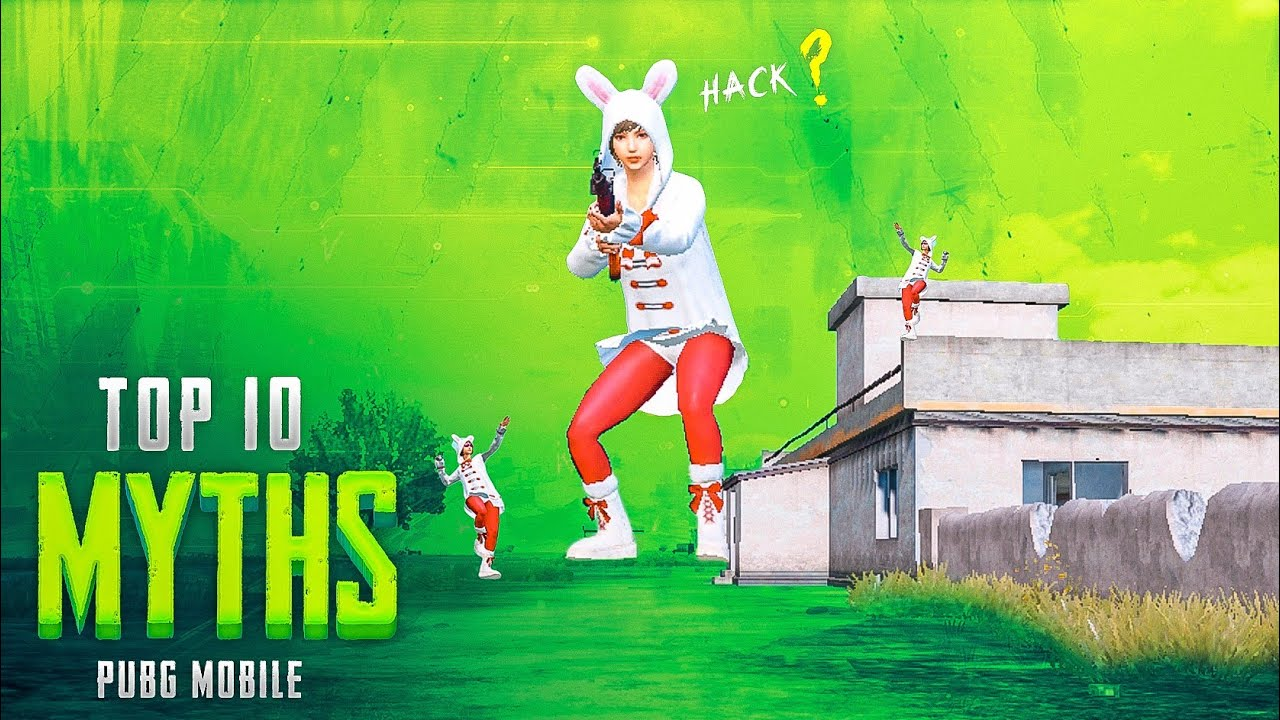 Download Top 10 Confirmed Myths in PUBG Mobile | PUBG Myths #1