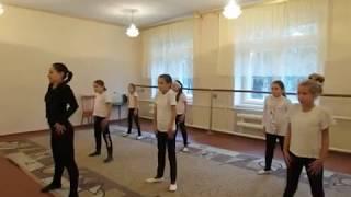 """""""Стать единым целым"""": занятие младшей группы «Bezslov» (видео """"Корабелов.Инфо"""")"""