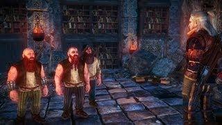 Baltimore s Nightmare: Dwarves. Deceitful Little Bastards (Witcher 2 Geralt in Vergen)