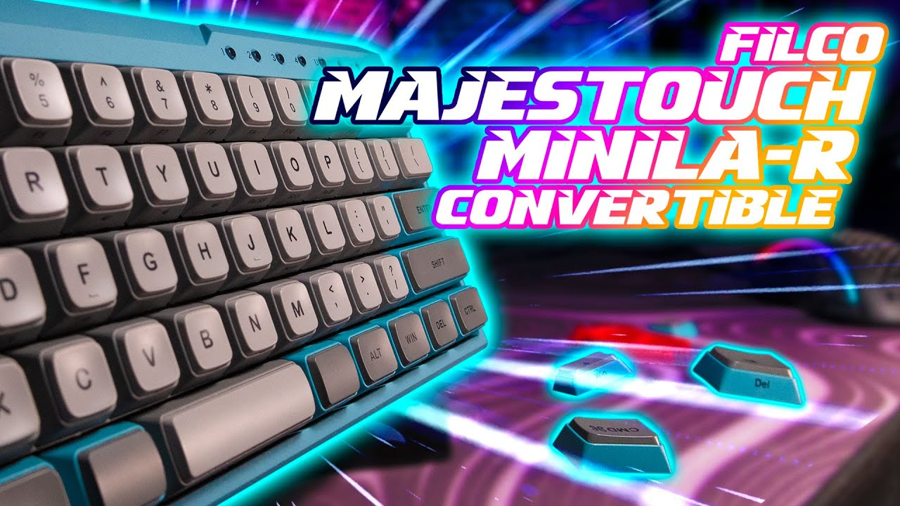 IMHO: Filco Majestouch Minila-R Convertible (as reviewed by BadSeed Tech)