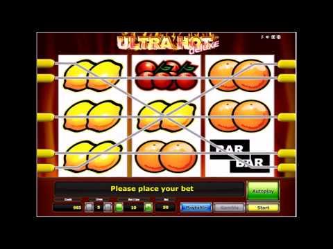Видео Игровые автоматы ultra hot бесплатно онлайн
