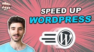 Speed Up Wordpress with Plugins - Increase WP Page Speed