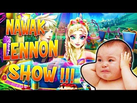 NAWAK LENNON SHOW : ELSA CASTELLANOS (2/2)