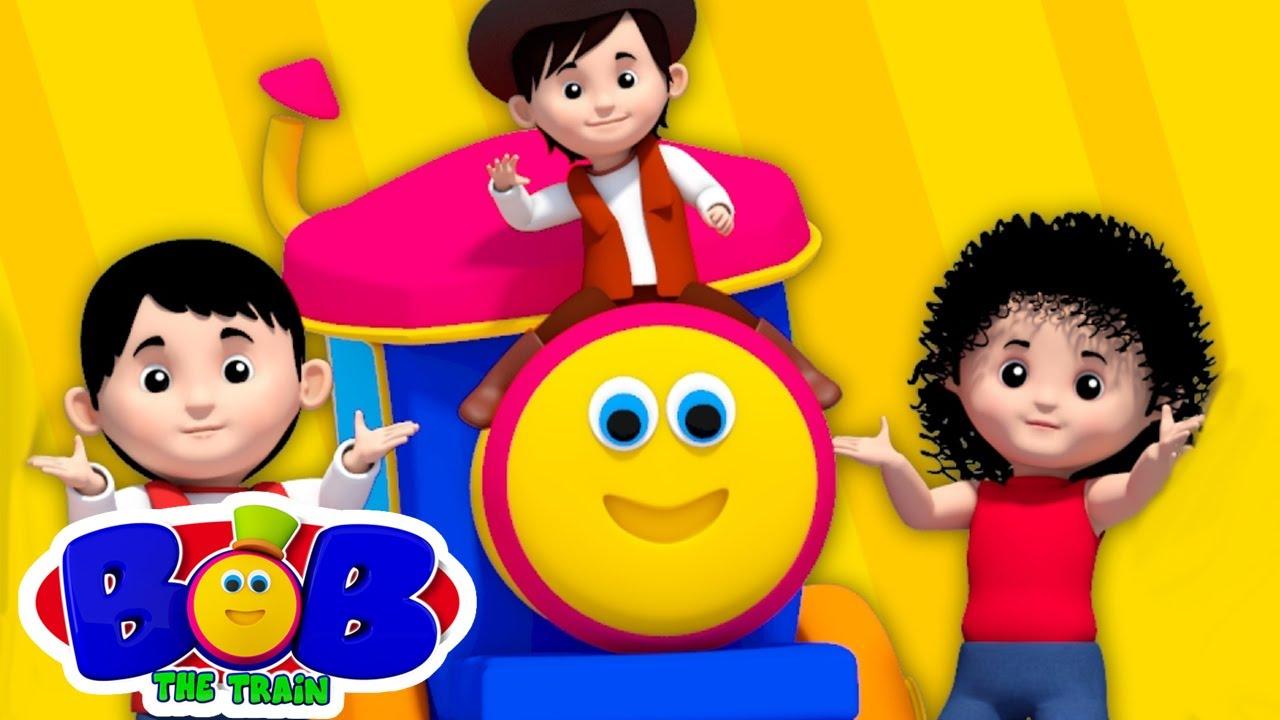 ヤンキードゥードゥル | こども のうた | 人気 の童謡 | Bob The Train Japan | 幼稚 園