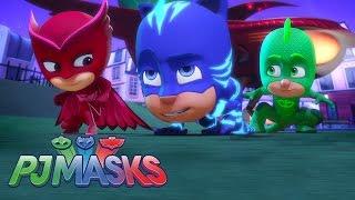 PJ Masks - Meet Your New Heroes!