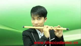 học thổi sáo Quảng Bình quê ta ơi