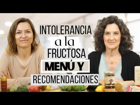 INTOLERANCIA A LA FRUCTOSA | Menú y recomendaciones