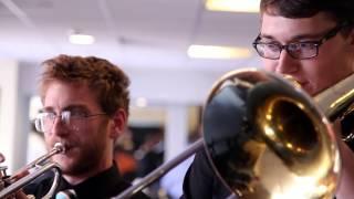 Shenandoah Conservatory - Jazz Ensemble Ireland Tour