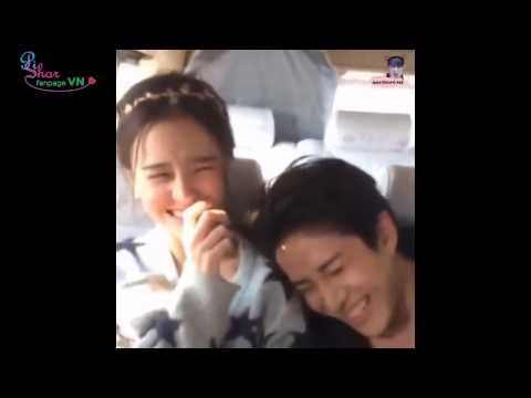 [Vietsub PiSharVN] AoMike s reaction Watching Full House Thai ep 14 23Feb14