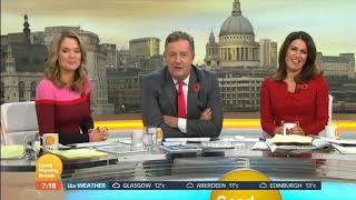 Idris Elba Tried It on with Piers Morgan's Wife (Sexiest Man Alive)