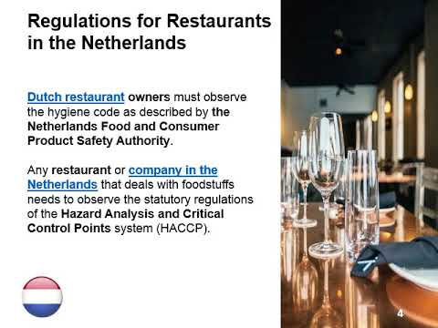 Open a Restaurant in the Netherlands