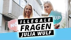 JULIA WULF ist Fast-Homie mit Jimi Blue Ochsenknecht - Illegale Fragen
