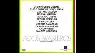 Paula Ribas - BARCO NEGRO (Mãe Preta) - fado de Caco Velho e Piratini