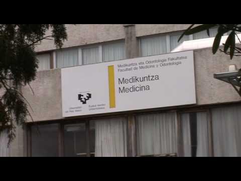Historia UPV. Campus Leioa.