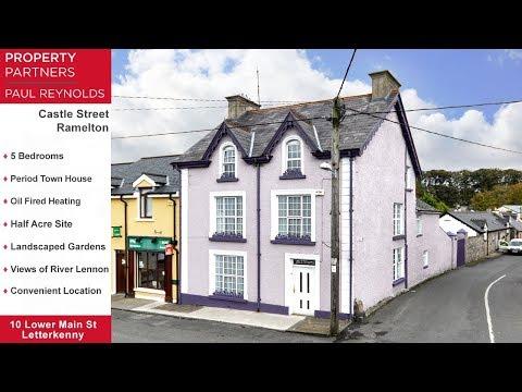 Castle Street Ramelton Co Donegal