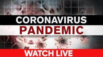 Coronavirus NJ: Gov. Murphy's update on COVID-19