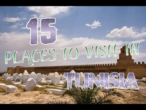 Top 15 Places To Visit In Tunisia