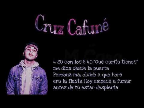 Cruz Cafuné - Mi Casa (Letra)